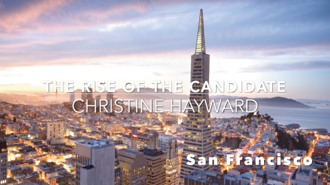 Christine Hayward - Executive Director - IIC Partners - San Francisco